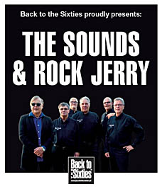The Sounds & Rock Jerry