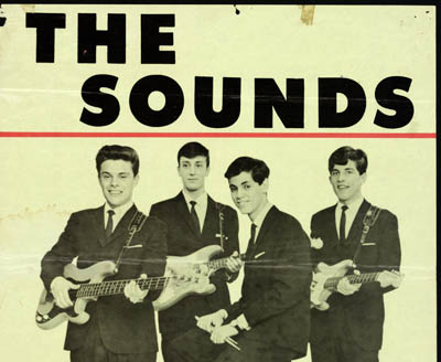 The Sounds juliste